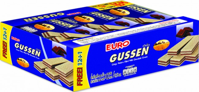GUSSEN WAFER CHOCOLATE