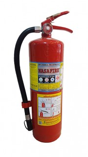 NASA FIRE Dry chemical Fire Extinguisher 15 lbs.
